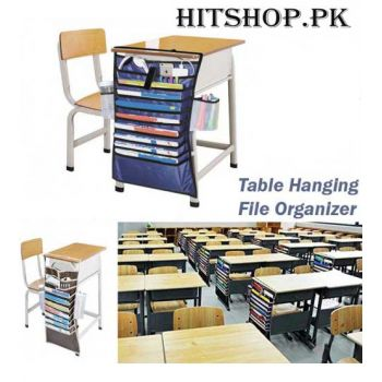 Table Hanging File Book Newspaper Magazine Organiz